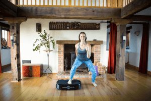 Power Plate Healthy Mums