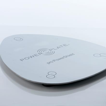 Power Plate power shield
