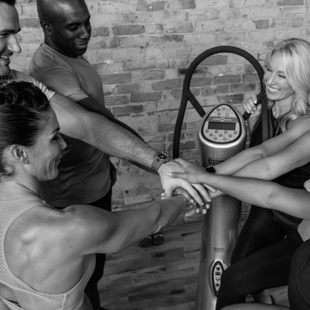 Power Plate Small Group Training