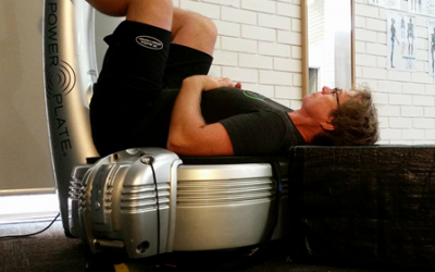 Recover quicker with Power Plate – my 3 favourite massages – by John Polley