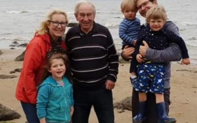Mobile and Pain free … at 85 – by John Polley